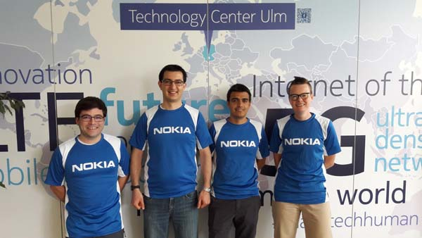 NOKIA Team 3 (Nokia Liquid Networks)